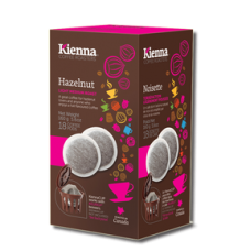 Kienna Coffee Pods- Hazelnut