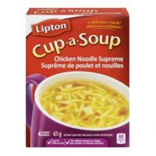 Lipton Cup-a-Soup Chicken Noodle Supreme