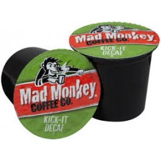 Mad Monkey Kick It DECAF (Dated March 19th 2019)
