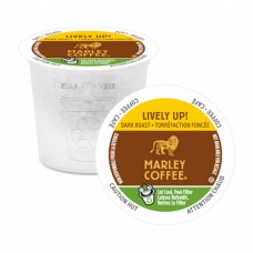 Marley Coffee - Lively Up Espresso Dark