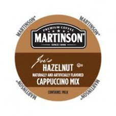 Martinson Coffee - Hazelnut Cappuccino (Dated - May 10th 2017)
