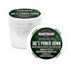 Martinson Coffee - Joe's Power Down *DECAF* (Dated Feb 7th 2019)