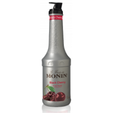 .Monin Fruit Puree - Black Cherry (Dated Aug 30th 2018)