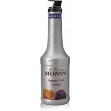 .Monin Fruit Puree - Passionfruit