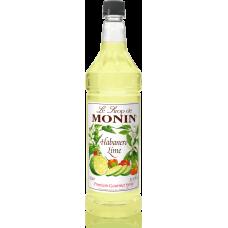 Monin Habanero Lime (Dated October 2018)