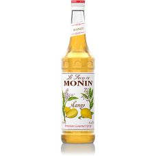 Monin Mango (Glass) (Dated June 2018)