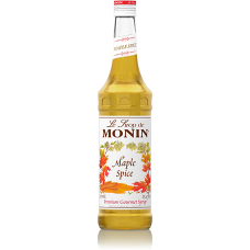 Monin Maple Spice (Dated Feb 2019)