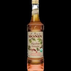 Monin Organic Hazelnut