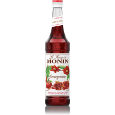 Monin Pomegranate (Dated May 2018)
