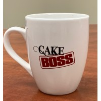 Ceramic Mug - Cake Boss (11oz)