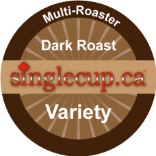 Multi-Roaster Dark Coffee Variety 12 Pack (2.0)