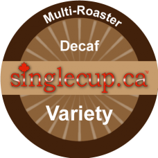 Multi-Roaster *DECAF* Coffee Variety 12 Pack (2.0)