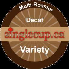 Multi-Roaster *DECAF* Coffee Variety 12 Pack (2.0)