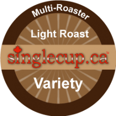 Multi-Roaster Light Coffee Variety 12 Pack (2.0)