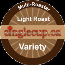Multi-Roaster Light Coffee Variety 12 Pack (2.0)