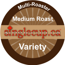Multi-Roaster Medium Coffee Variety 12 Pack (2.0)