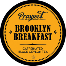 Prospect Tea - Brooklyn Breakfast