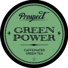 Prospect Tea - Green Power