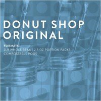 Authentic Donut Shop Blend - *DECAF* (42x2.5oz)