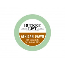 Bucket List - African Dawn