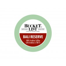 Bucket List - Bali Reserve (Dated July 17th 2020)