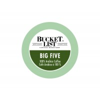 Bucket List - Big Five