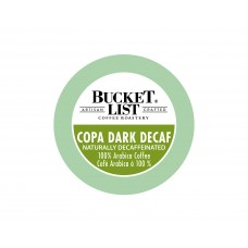 Bucket List - Copa Dark DECAF