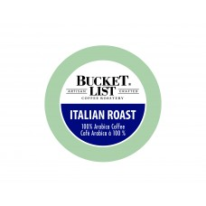 Bucket List - Italian Roast
