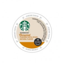 Starbucks - Caramel (Dated May 16th 2018)