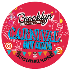 Brooklyn Bean Hot Cocoa - Carnival Salted Caramel Hot Cocoa