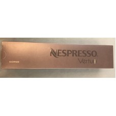 .Nespresso® Vertuo® - Giornio (Dated April 30th 2019)