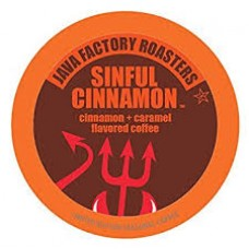 Java Factory - Sinful Cinnamon