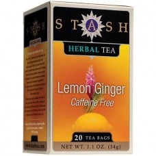 Stash Lemon Ginger Tea Bags