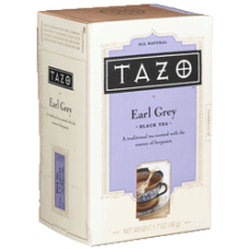 Tazo-Earl Grey