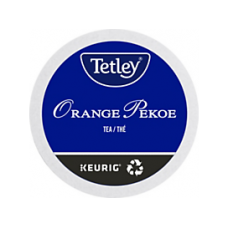 Tetley Tea - Orange Pekeo