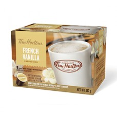 Tim Hortons - French Vanilla Cappuccino