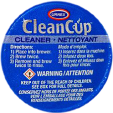 Urnex - CleanCup - Single Cup Brewer Cleaning Cups