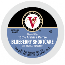 Victor Allen - Blueberry Shortcake