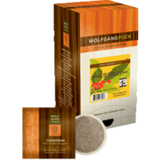 WP-Fair Trade Organic Colombian Coffee Pods 18 Ct