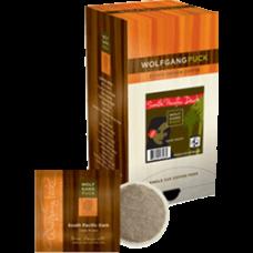 WP-Fair Trade Organic South Pacific Dark Coffee Pods 18 Ct
