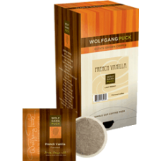 WP-French Vanilla Coffee Pods 18 Ct