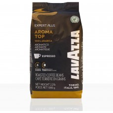 LavAzza - Whole Bean - Aroma Top Espresso RFA (2.2lb Bag)