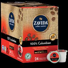 Zavida 100% Colombian (Dated May 16th 2018)
