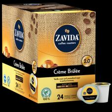 Zavida Creme Brulee