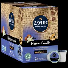 Zavida Hazelnut Vanilla