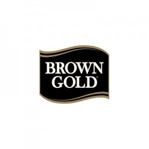 Brown Gold Coffee